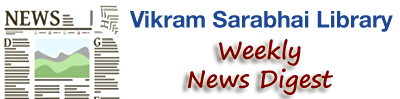 IIM Ahmedabad Weekly News Digest