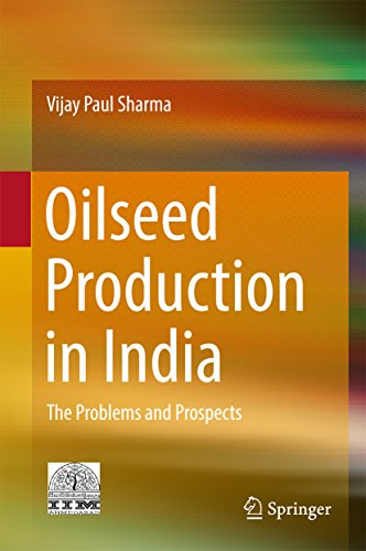Oilseed Production in India: The problems and prospects
